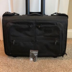 Tumi Alpha Wheeled Carry On Garment Bag - 22033DH
